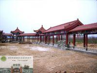 施工建设中园林工程